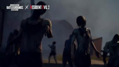 PUBG Mobile - Zombie Mode: Survive Till Dawn Trailer