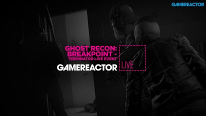 Ghost Recon: Breakpoint - Terminator Live Event Replica Livestream