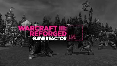 Warcraft III: Reforged - Replica Livestream