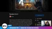 GRTV News - Resident Evil 4 VR release date confirmed