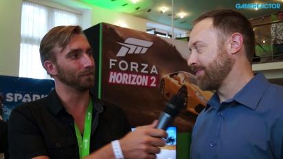 Forza - Intervista a Dan Greenawalt