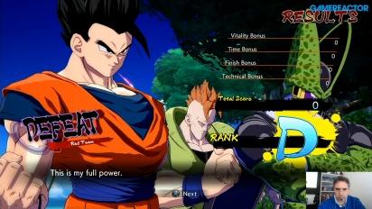 Dragon Ball FighterZ - Replica Livestream