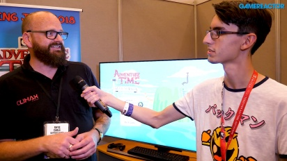 Adventure Time: Pirates of the Enchiridion - Intervista a Rhys Cadle