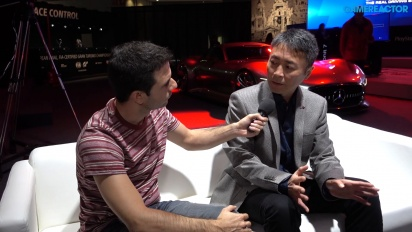 Gran Turismo Sport: GT Championships 2018 European Final - Intervista a Kazunori Yamauchi Interview