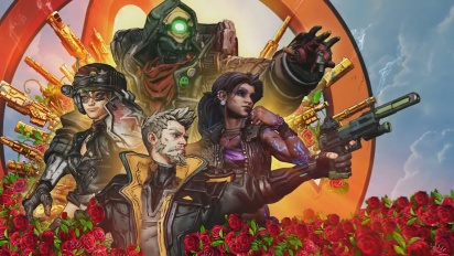 Borderlands 3 - Trailer di Moze 'Amici per sempre' (italiano)