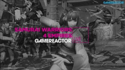 Samurai Warriors 4: Empires - Replica Livestream