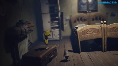 Little Nightmares - Gamescom Gameplay
