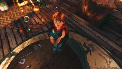 Blackwood Crossing - Reveal Trailer Gamescom 2016