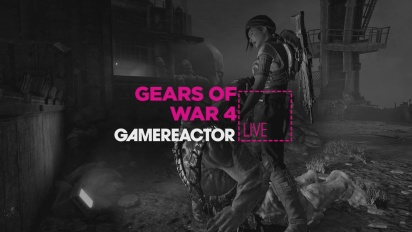 Gears of War 4 - Replica Livestream