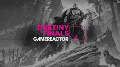 Destiny Finals - Livestream Replay
