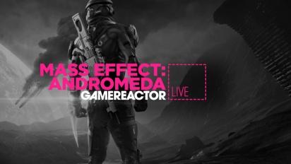 GR Italia Live: Mass Effect: Andromeda -  Replica Livestream