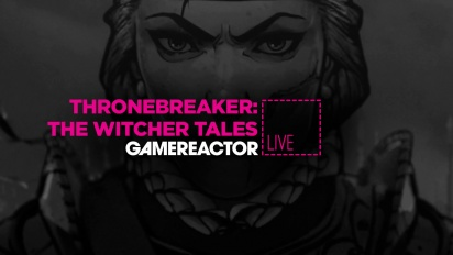 Thronebreaker: The Witcher Tales  - Replica Livestream
