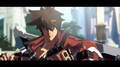 Guilty Gear - Sol and Ky TGS 2019 Trailer