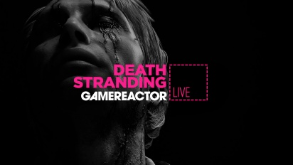 Death Stranding - Part 2 Livestream Replay