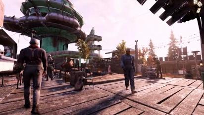 Fallout 76: Wastelanders - Trailer ufficiale (italiano)
