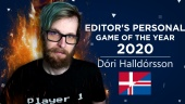 Gamereactor Editor Personal GOTY 2020 - Dóri Halldórsson (GRTV)
