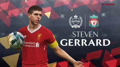 PES 2018 - Liverpool Legends Trailer