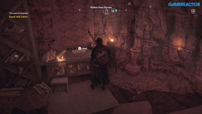 Gamereactor gioca a: Assassin's Creed Origins - Gli Occulti