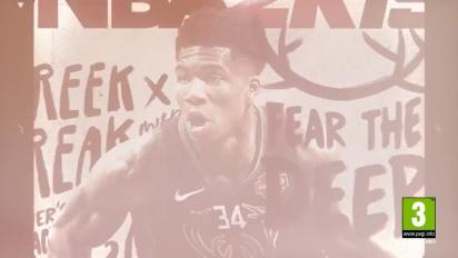 NBA 2K19 - 'A Boy With A Name' (con Giannis Antetokounmpo)