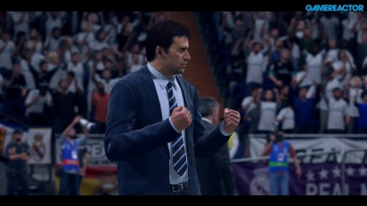 FIFA 19 - Il Viaggio: Campioni HD Gameplay Real Madrid - Manchester United
