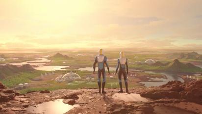 Surviving Mars - Green Planet Announcement Trailer