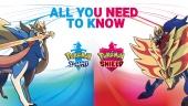 Pokémon Spada/Scudo - Tutto quello che c'è da sapere