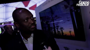 CES 13: Sony UHD TV and Speakers - Interview