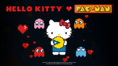 PAC-MAN - Hello Kitty Trailer