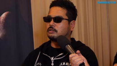 Tekken 7 - Katsuhiro Harada and Michael Murray Interview