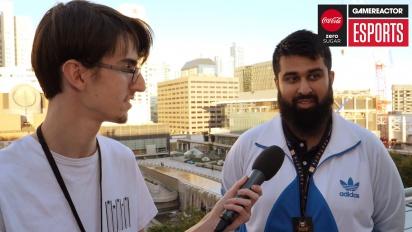 Tekken World Tour finals - Blackbeard Interview
