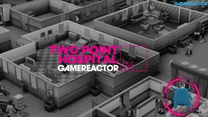 Two Point Hospital - Replica Livestream