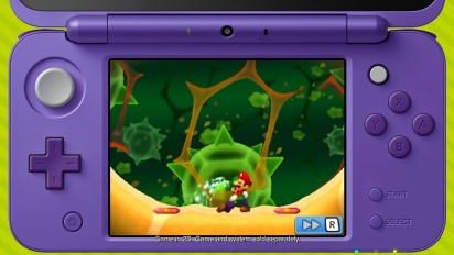 Mario Luigi - Bowser's Inside Story + Bowser Jr.'s Journey - Story Trailer (Nintendo 3DS)