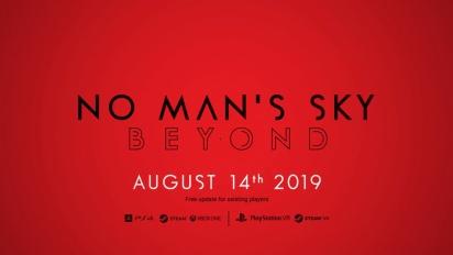 No Man's Sky - Beyond Release Date Teaser