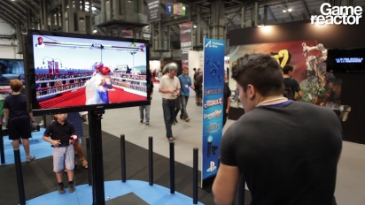 Sports Champions 2 - 2x PS Move Boxing - Gameplay