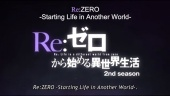Re:ZERO -Starting Life in Another World- Season 2 Part 2 - Official Trailer