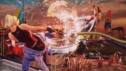 Tekken 7 - Lidia Sobieska Character Reveal Trailer