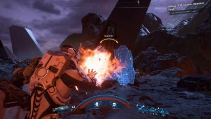 Mass Effect: Andromeda - Nvidia Gameplay