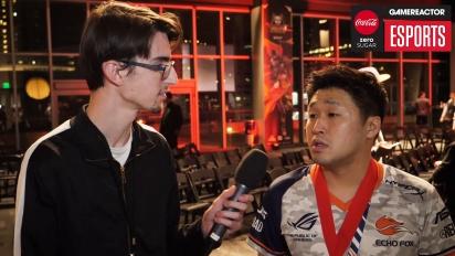 Tekken World Tour Le Finali - Intervista a Saint