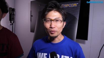 Resident Evil 2 Remake - Intervista a Yoshiaki Hirabayashi e Tsuyoshi Kanda