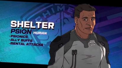 XCOM: Chimera Squad - Agent Profiles: Shelter