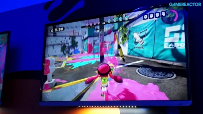 E3 2014: Splatoon - Video di Gameplay