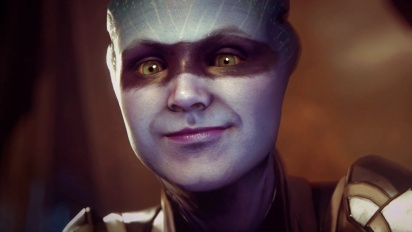 Mass Effect: Andromeda - EA Play 2016 Teaser Clip