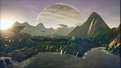 Aven Colony - Announcement Trailer