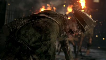 Call of Duty: WWII - Nazi Zombies Reveal Trailer