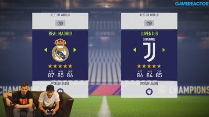 Gamereactor gioca a: FIFA 18