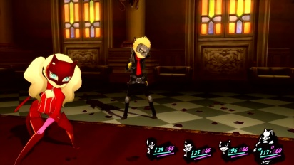 Persona 5 Royal - Persona Q2: New Cinema Labyrinth Costume & BGM Special Set DLC Preview (Japanese)