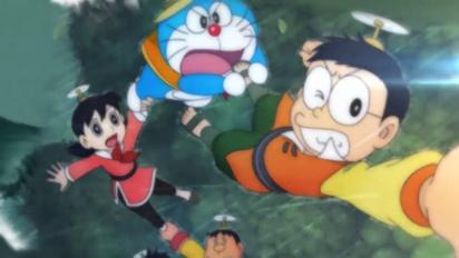 Doraemon Story of Seasons - PS4 Trailer di annuncio (italiano)