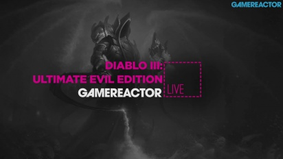 Diablo III: Ultimate Evil Edition 05.01.2016 - Replica Livestream
