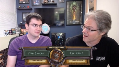 Hearthstone: Designer Insights with Dan and Pat: Tavern Brawls
