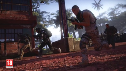 Ghost Recon: Wildlands - Ghost War Mode PvP First Look